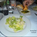 Caesar salad... delicious!