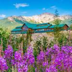 Grande Denali Lodge Location