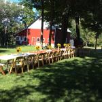 Perfect place for a family party or rehearsal dinner.