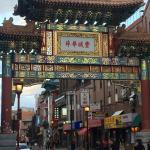 Entering Chinatown