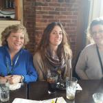 Taken today April 29 Lunch at RHO Restaurant Trenton,Nj