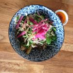 Ramen Noodle Bowl - very fresh and delicious!