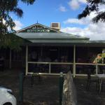 Rose garden coffee shop