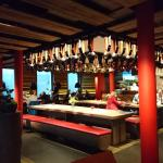 Interlaken - Ox Restaurant & Grill - ambience