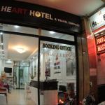 Foto de Heart Hotel