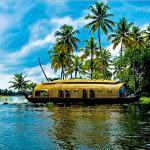 Backwater Houseboat trip