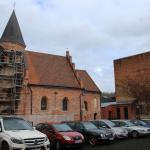 Началась реконструкция костела