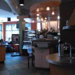Port City Java - View from my table in the corner