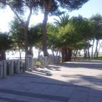 paseo Marítimo junto al Hotel
