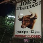 Joe's Steakhouse Foto
