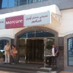Good bye Mercure Hotel