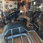 Nicht nur für Harley Davidson fan aber auch so! Nettes feines Lokal, Cheeseburger war lecker mit