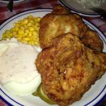 Famous Nashville House Fried Chicken