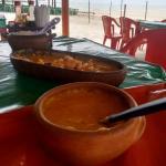 Pirão delicioso