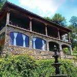 Cabaña de Orquiedas