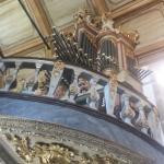 Detalle del órgano