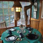 Sunporch Dining Room