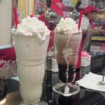 Ice Cream floats! YUM!