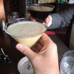 Banana cream pie martini