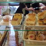 Cakes and bread