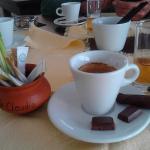 buon caffe, Cafe de Claudio en Salinas, Ecuador