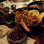 Delicious calamari!
