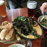 These were the best mussels I have ever eaten!