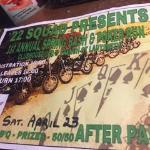 event advertising, Rocking Horse Pub Ltd , Nanoose, BC