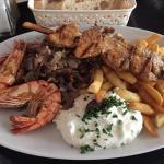 Foto de Griechisches Restaurant Perivoli bei Vasilis
