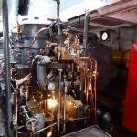 Fantastic engine room.