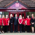 General Manager, Reception, Housekeeping Team