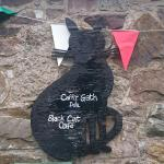Caffi'r Gath Ddu/The Black Cat Cafeの写真