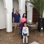 Happy family 😍😍😍✌🏻️🇲🇦✌🏻💖 We love it ...