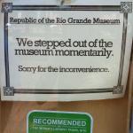 Republic of the Rio Grande Museum Foto
