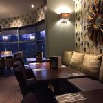 Pleasant dinning room