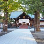 Hokkaido Shrine Ton-gu照片