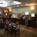 Holiday Inn Express Tampa North - Telecom Park Foto
