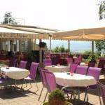 Hôtel Le Mexique Delémont - Terrasse panoramique