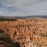 Inspiration Point in Bryce Canyon