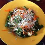 Kale and Freekah Salad
