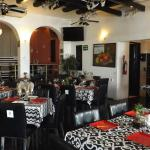 Doña Lala Restaurant where Host Carlos Vives makes the place run smooth