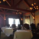 Foto de Rustica Steakhouse at Silvertip Golf Resort