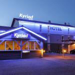 Kyriad Montauban by Night