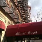 Milner Hotel Resmi