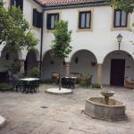 Pleasant piazza within the hoteli
