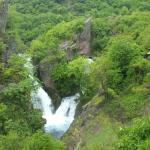 White Drin Waterfall