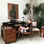 Ian Fleming's Writing Desk
