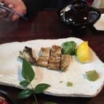Tender , tasty and juicy Unagi