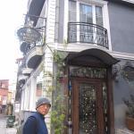 Basileus Hotel - outside
