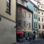 """The Black Star"" Palazzo in Praha - Prague"